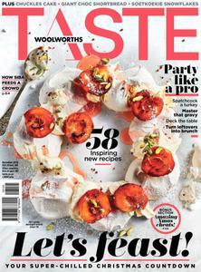 Woolworths Taste – December 2018