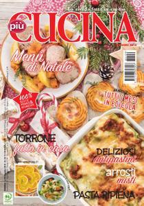 piuCUCINA – Dicembre 2018