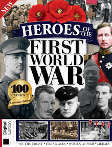 Future's Series: All about History - Heroes of First World War 2018