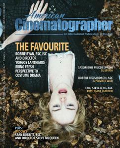 American Cinematographer – December 2018