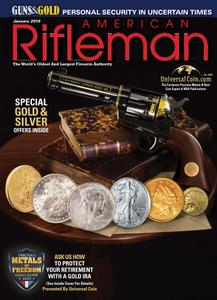 American Rifleman – January 2019