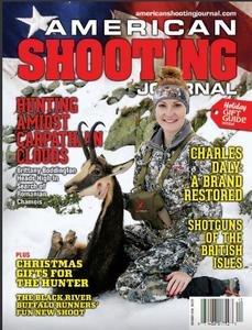 American Shooting Journal – December 2018