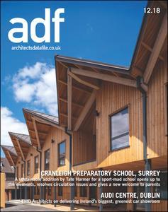 Architects Datafile (ADF) – December 2018