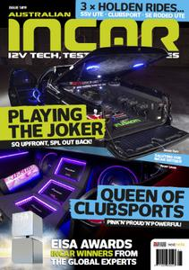 Australian Incar Entertainment – Issue 1 2019