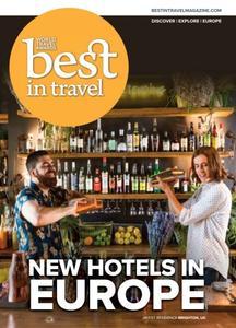 Best In Travel Magazine – Issue 84, 2018