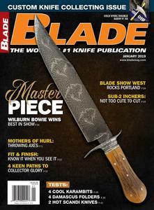Blade – January 2019