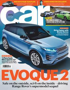 Car UK - January 2019