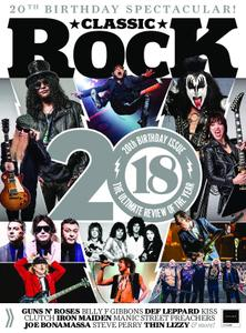 Classic Rock UK – January 2019