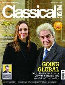 download Classical Music magazine January 2019 issue