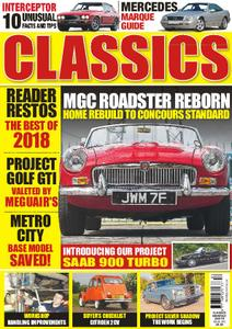Classics Monthly – January 2019