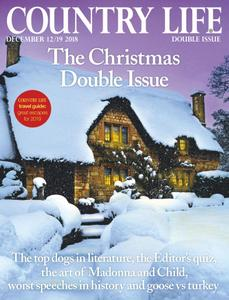 Country Life UK - December 12, 2018