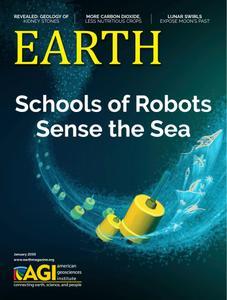 Earth Magazine – January 2019