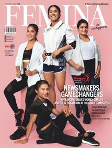 Femina India – January 09, 2019