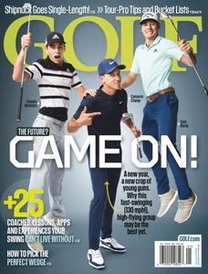 Golf Magazine USA - January 2019