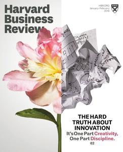 Harvard Business Review USA - January-February 2019