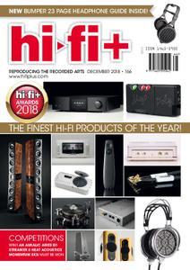 download Hi-Fi+ magazine December 2018 issue