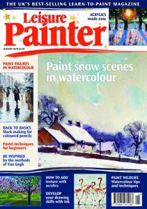 Leisure Painter – January 2019