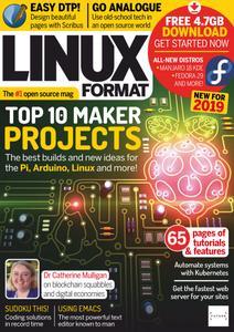 Linux Format UK – January 2019