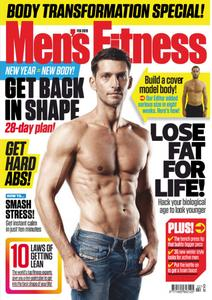 Men's Fitness UK – February 2019