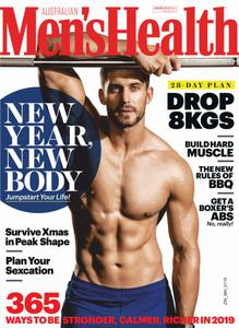 Men's Health Australia – January 2019