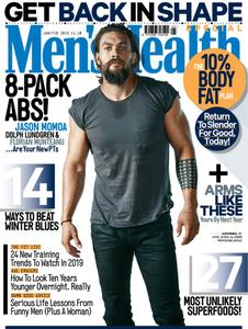 Men's Health UK – January 2019