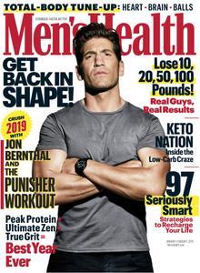 Mens Health USA - January 2019