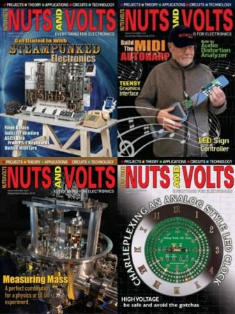 Nuts and Volts - Full Year 2018 Collection