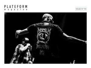 Plateform Magazine – Issue N° 114 2018