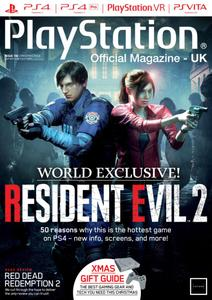 PlayStation Official Magazine UK – Christmas 2018