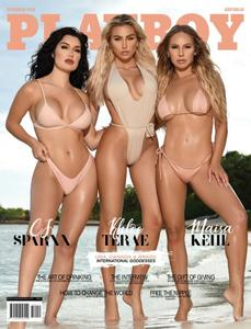Playboy Australia - December 2018
