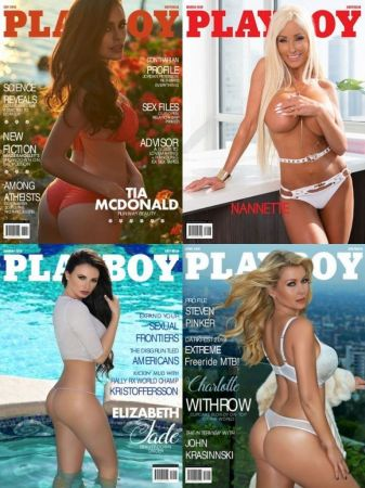 Playboy Australia - Full Year 2018 Collection