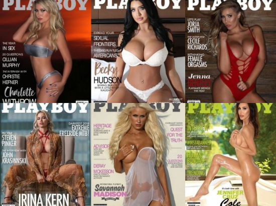 Playboy South Africa - Full Year 2018 Collection