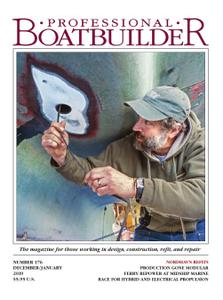 Professional BoatBuilder - December 2018 January 2019
