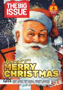 The Big Issue - December 17, 2018