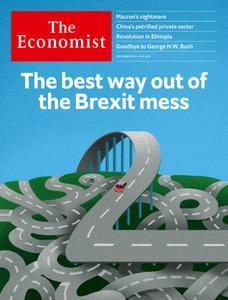 The Economist UK Edition - December 08, 2018