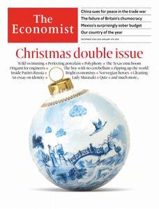 The Economist UK Edition – December 22, 2018