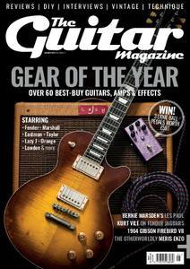 The Guitar Magazine – January 2019