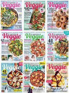 Veggie Magazine - Full Year 2018 Collection