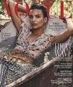 Vogue Australia – January 2019
