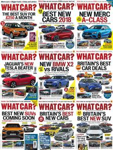What Car? UK – Full Year Issues Collection 2018