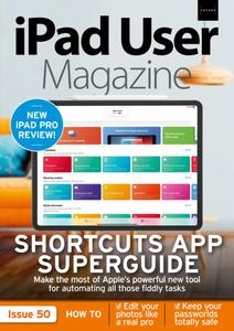iPad User Magazine - October 2018