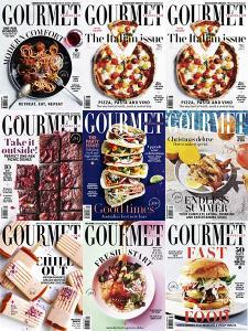 Australian Gourmet Traveller – Full Year 2018 Collection