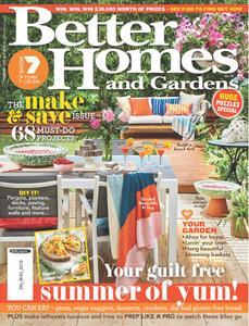 Better Homes and Gardens Australia – February 2019