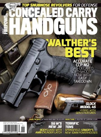 Concealed Carry Handguns – January 2019