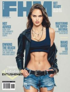 download FHM Australia magazine January 2019 issue