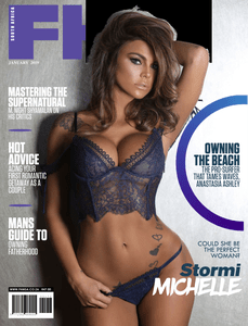FHM South Africa - January 2019