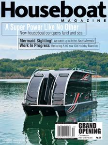 Houseboat Magazine - November-December 2018
