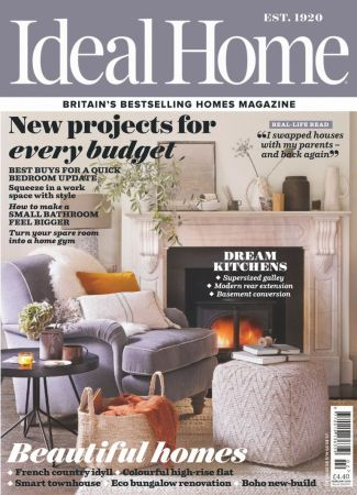 Ideal Home UK – February 2019