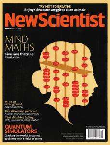 New Scientist – 9 February 2013