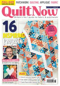 Quilt Now – January 2019